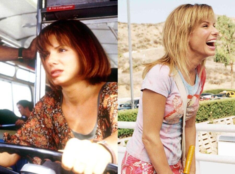 Sandra Bullock, Speed, All About Steve