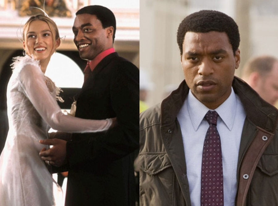 Chiwetel Ejiofor, Love Actually, 2012