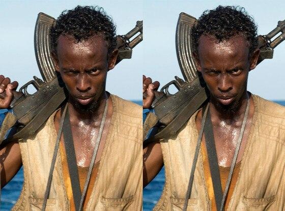 Barkhad Abdi, Captain Phillips