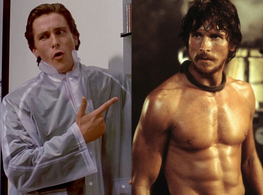 Christian Bale, American Psycho, Reign of Fire