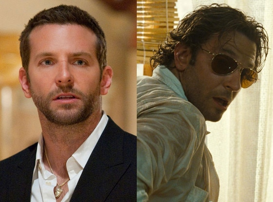 Bradley Cooper, Silver Linings Playbook, The Hangover Part 2