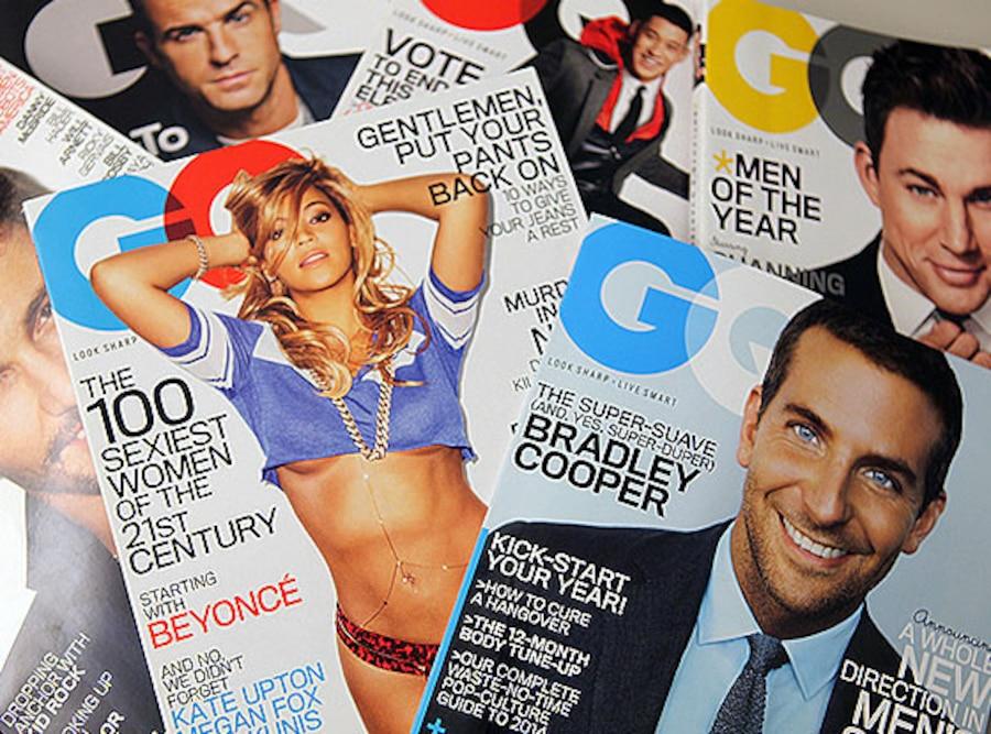 Trendsetters,GQ Magazine