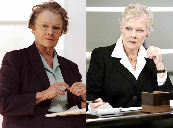 Judi Dench, Notes on a Scandal, Quantum of Solace
