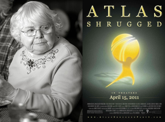 June Squibb, Nebraska, Atlas Shrugged