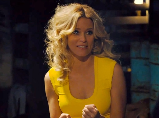 Elizabeth Banks, Walk of Shame