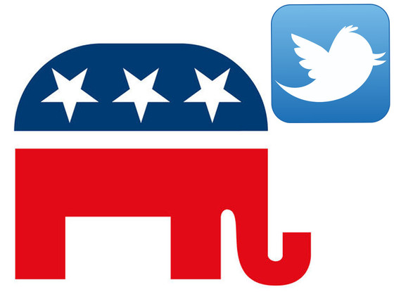 GOP, Twitter