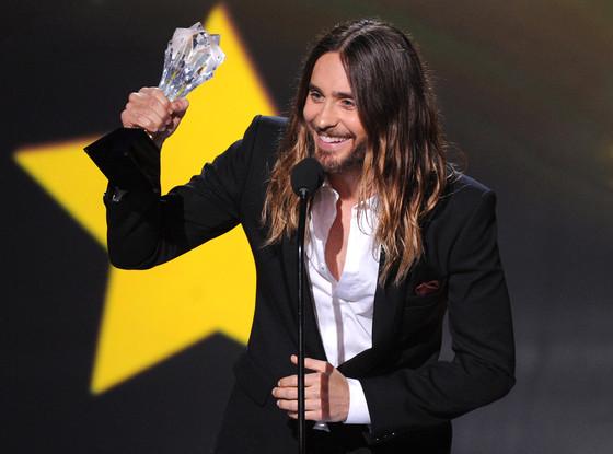 Jared Leto, Critics' Choice Movie Awards