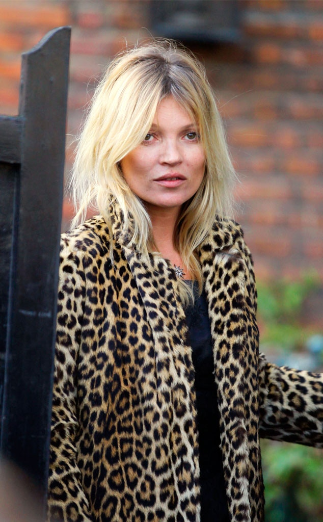 Kate Moss From The Big Picture Today S Hot Photos E News