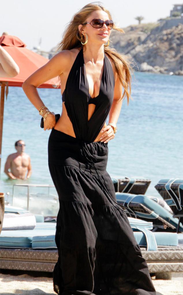 Sofia Vergara, Monokini