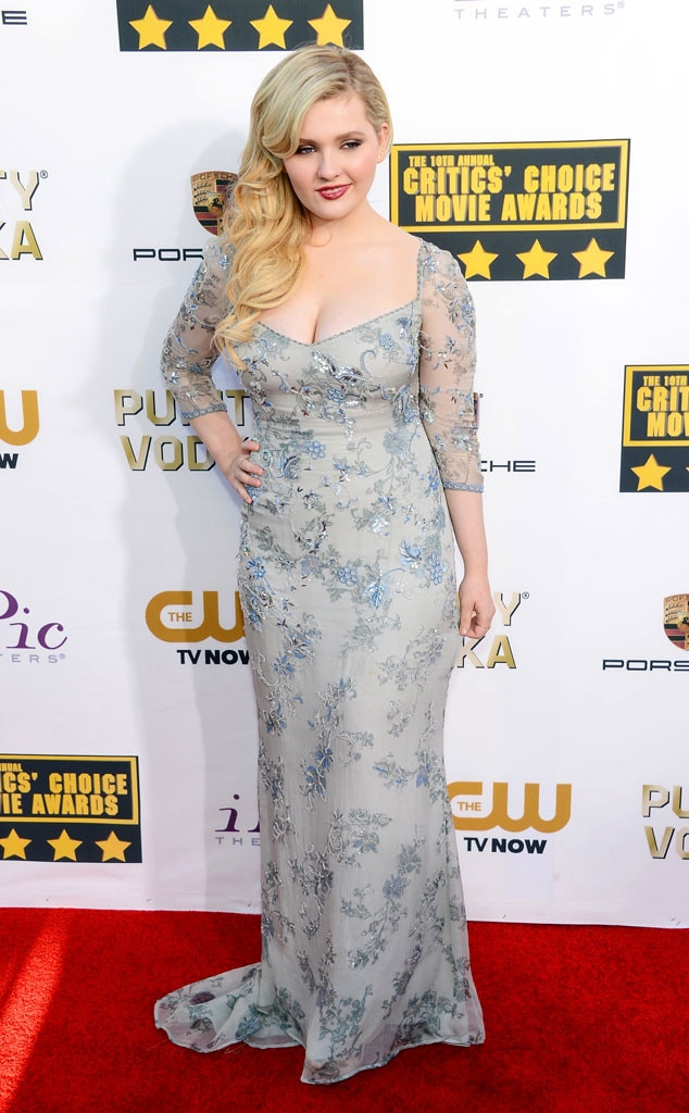Abigail Breslin, Critics' Choice Movie Awards