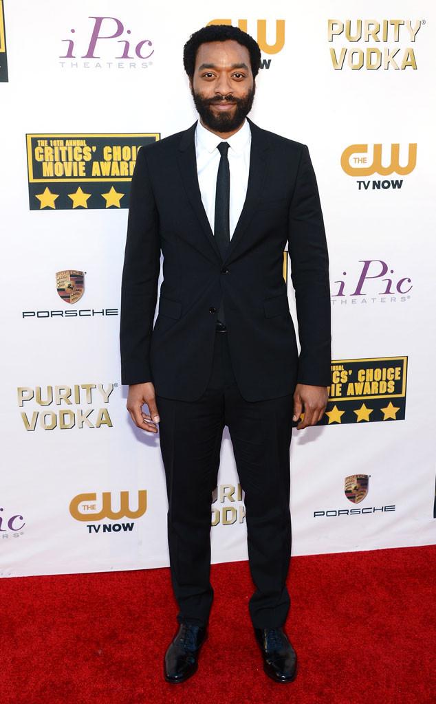 Chiwetel Ejiofor, Critics' Choice Movie Awards