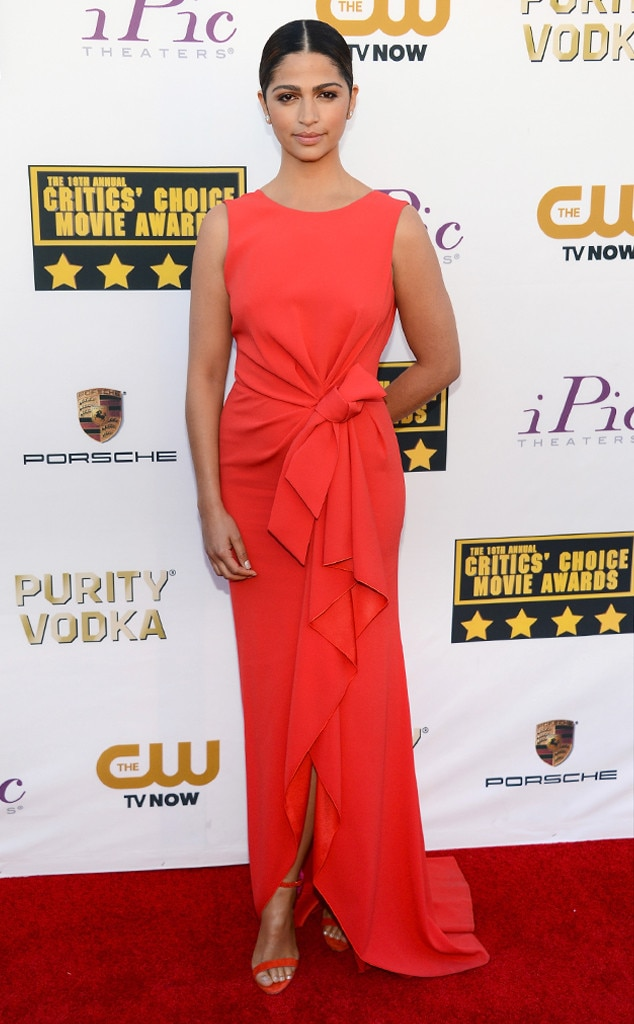 Camila Alves, Critics' Choice Movie Awards