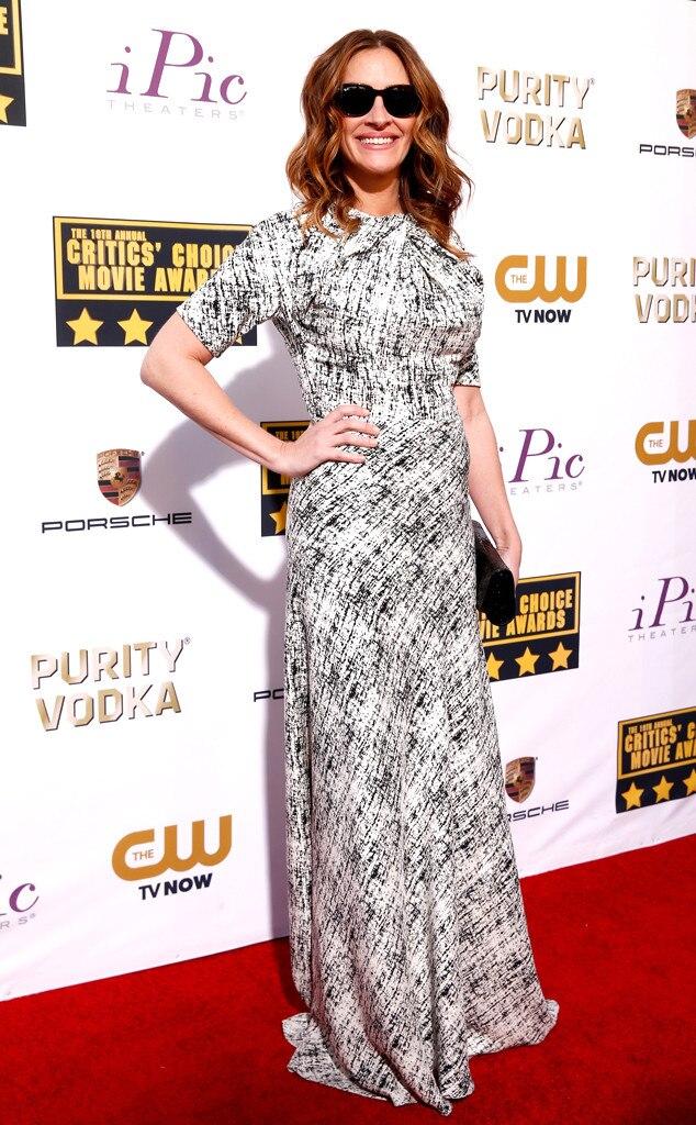 Julia Roberts, Critics' Choice Movie Awards