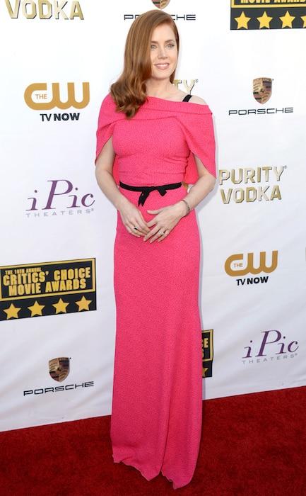 Amy Adams, Critics' Choice Awards