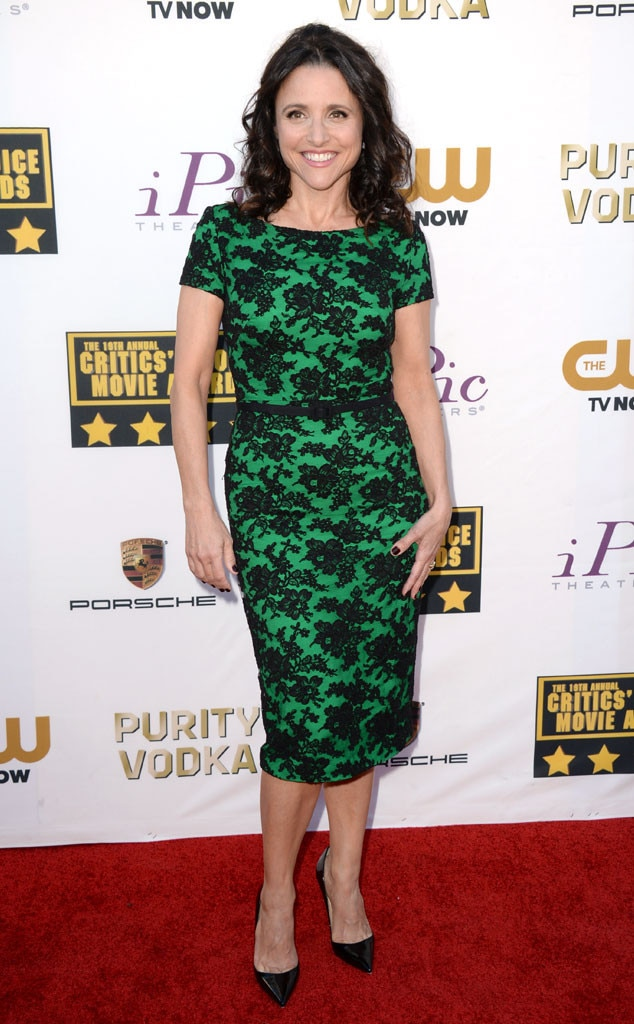 Julia Louis-Dreyfus, Critics' Choice Movie Awards