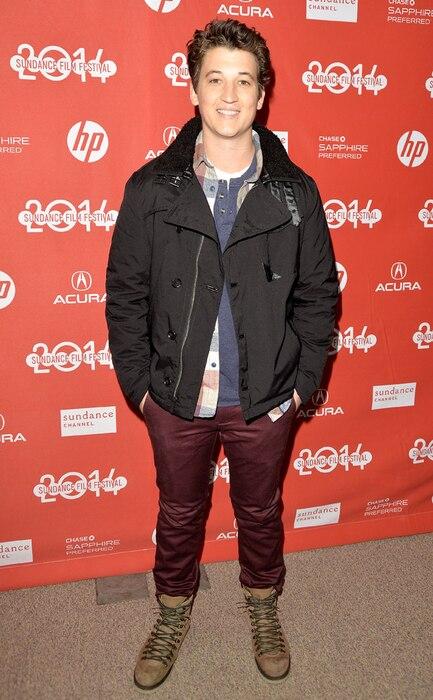 Miles Teller, Sundance Film Festival