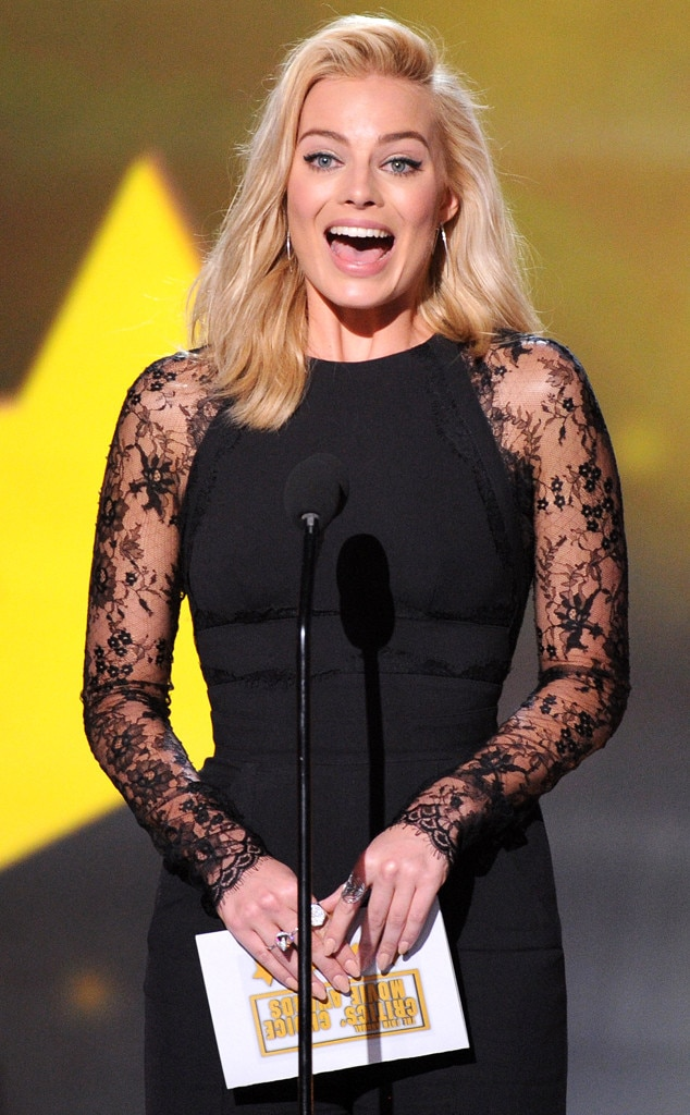 Margot Robbie, Critics Choice Movie Awards