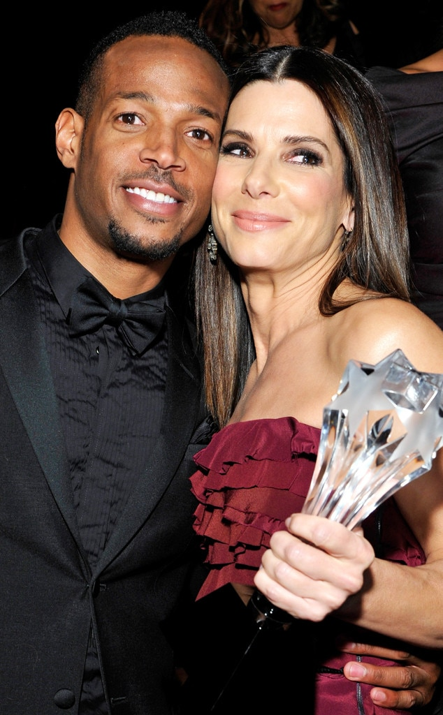 Marlon Wayans, Sandra Bullock, Critics' Choice Movie Awards