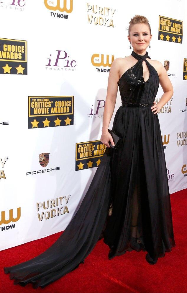 Kristen Bell, Critics Choice Movie Awards