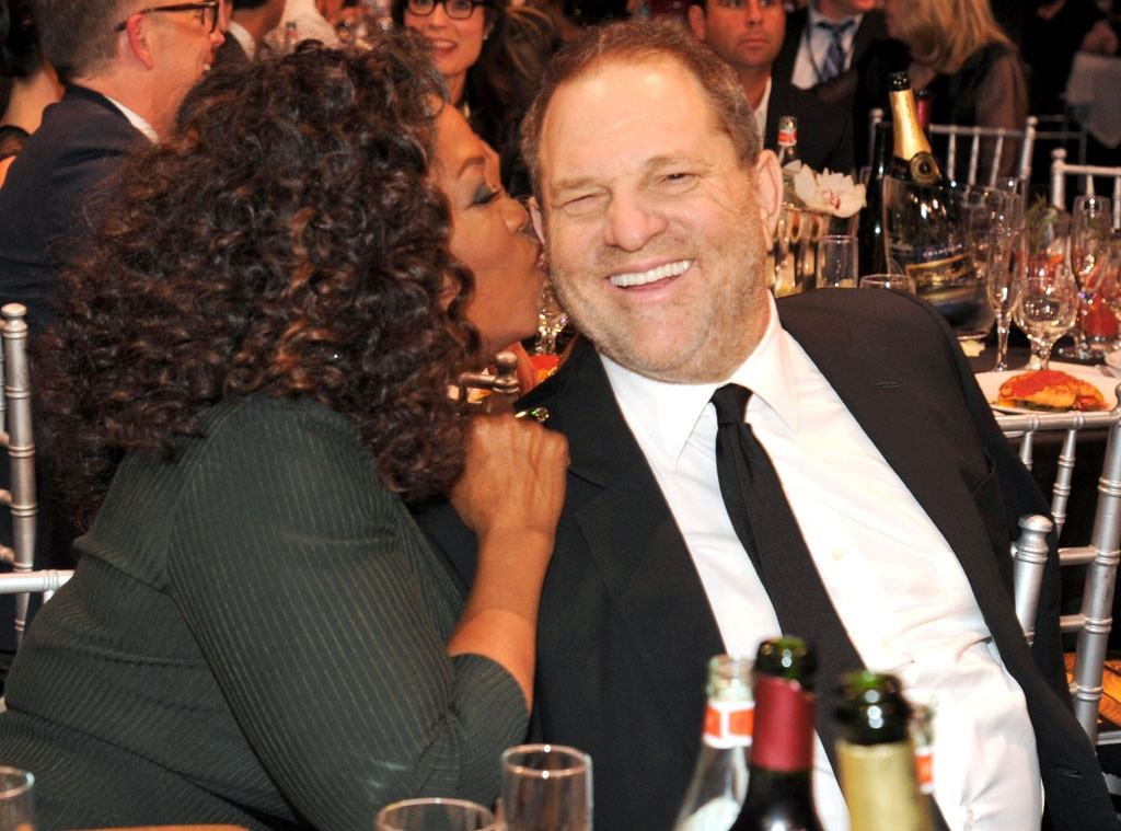 Oprah Winfrey, Harvey Weinstein