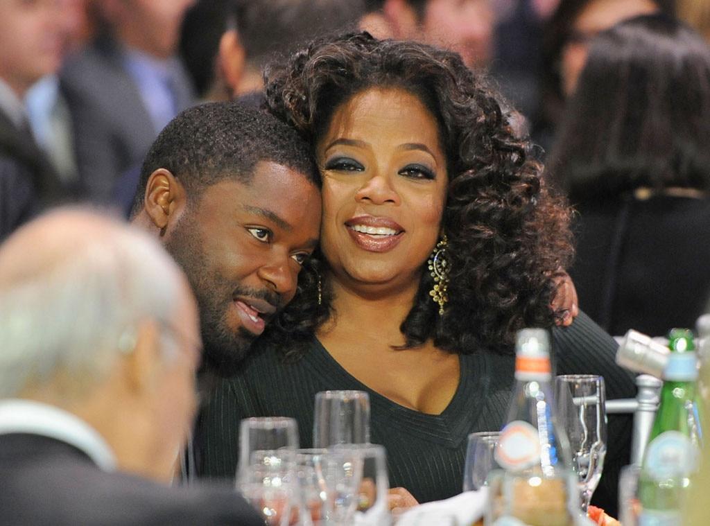Oprah Winfrey, David Oyelowo