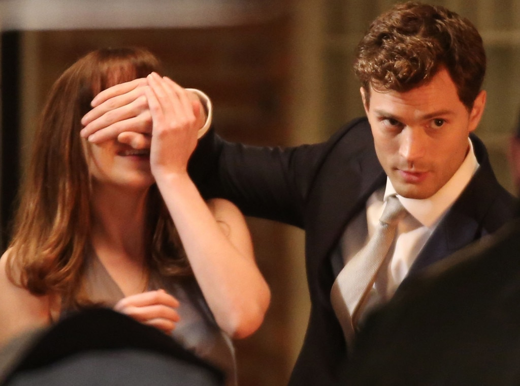 Dirty scenes from 50 shades of grey