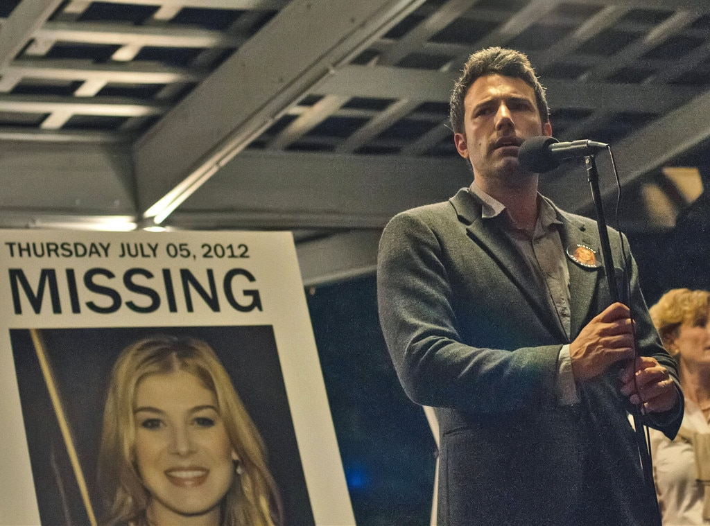 Gone Girl, Ben Affleck