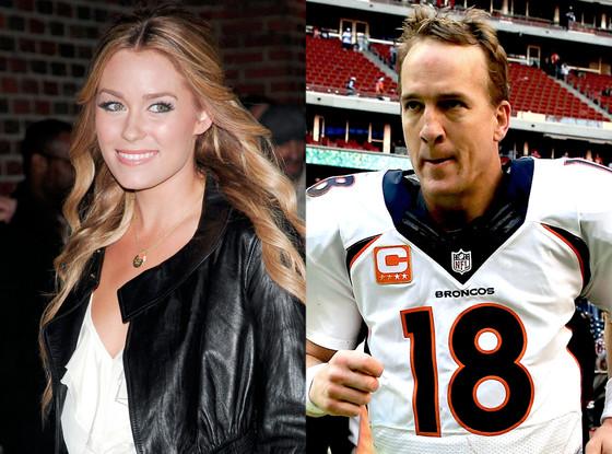 Lauren Conrad, Peyton Manning