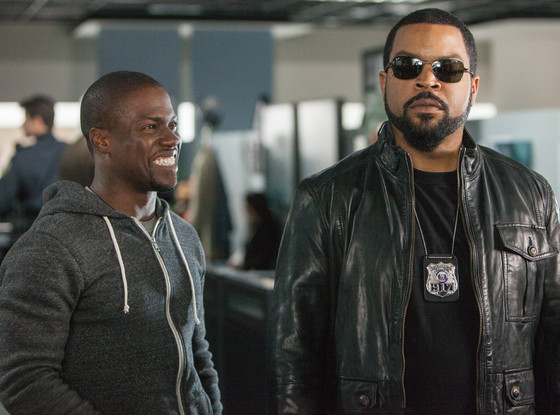 Kevin Hart, Ice Cube, Ride Along