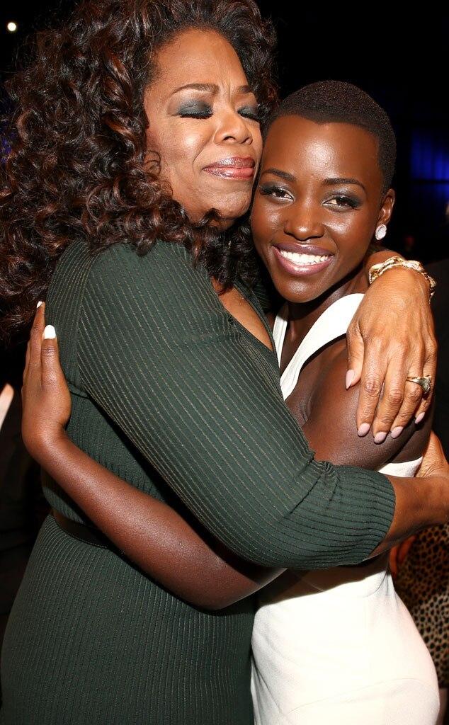 Oprah Winfrey, Lupita Nyong'o, Critics' Choice