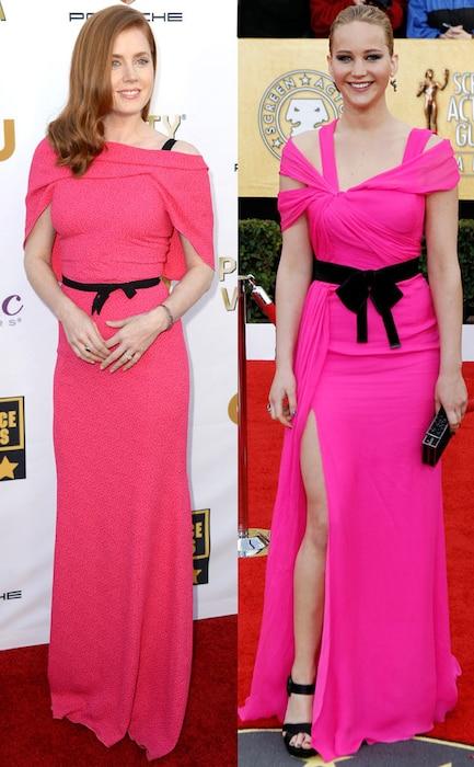 Amy Adams, Jennifer Lawrence