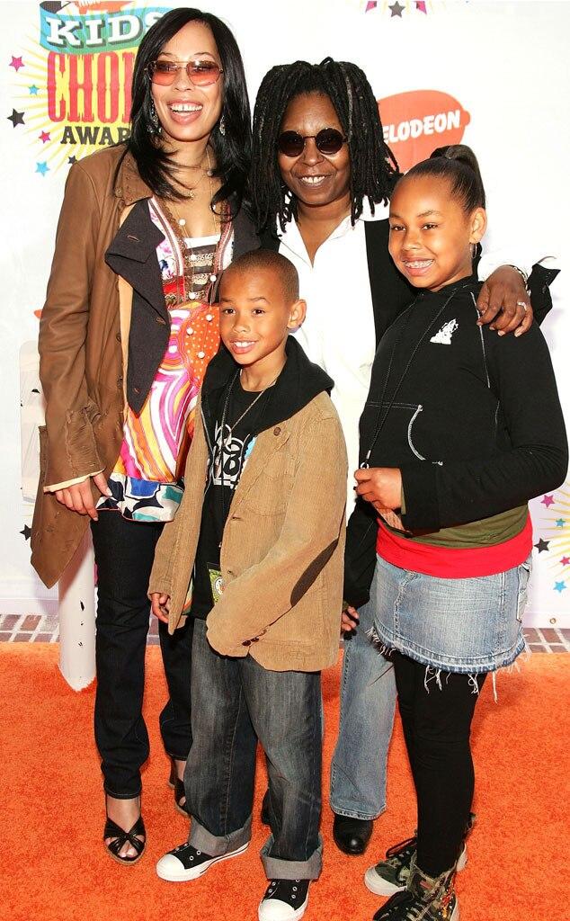 Whoopi Goldberg, Family