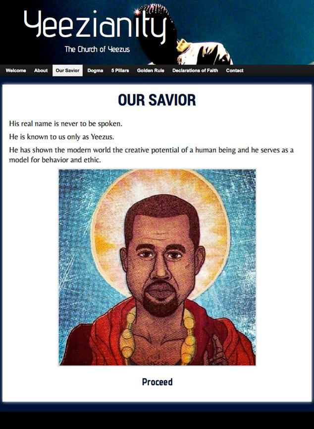 Kanye West, religion