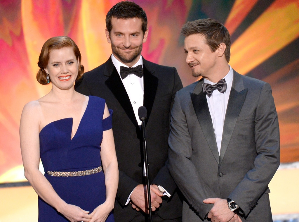 Amy Adams, Bradley Cooper, Jeremy Renner, SAG Awards