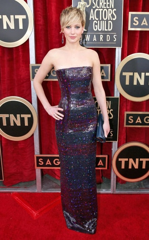 Jennifer Lawrence, SAG Awards