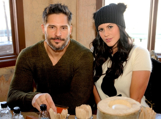 Joe Manganiello, Bridget Peters