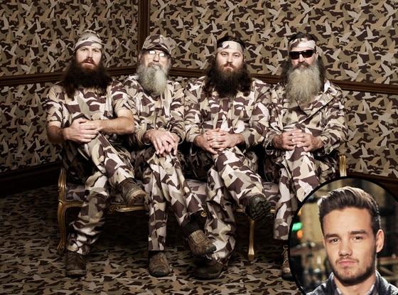 Duck Dynasty Cast, Liam Payne