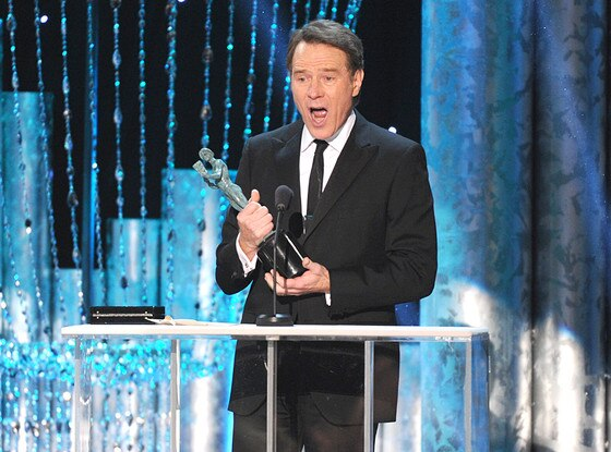 Bryan Cranston, SAG Awards