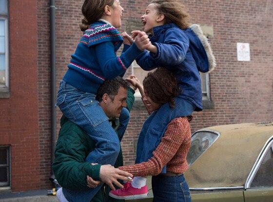Zoe Saldana, Mark Ruffalo, Infinitely Polar Bears