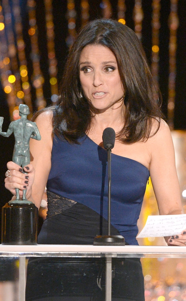 Julia Louis-Dreyfus, SAG Awards