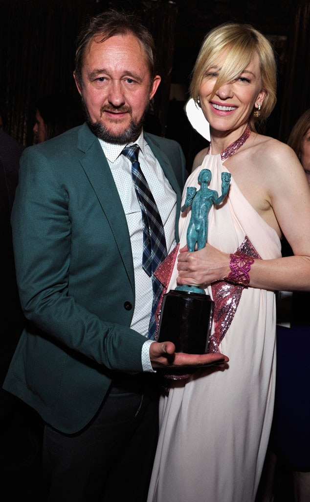 Cate Blanchett, Andrew Upton, SAG Couples