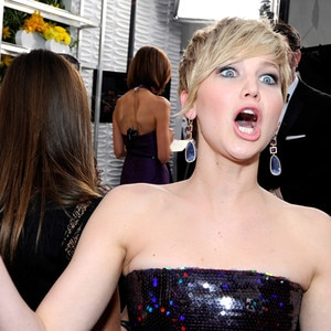 Jennifer Lawrence, Funny Faces