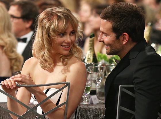 Bradley Cooper, Suki Waterhouse, SAG Candids