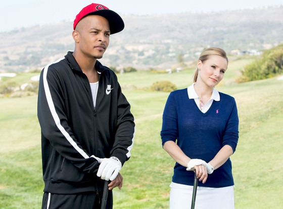 T.I., Kristen Bell, House of Lies