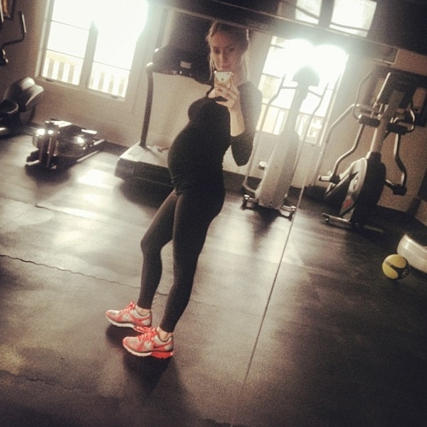 Kristin Cavallari, Instagram