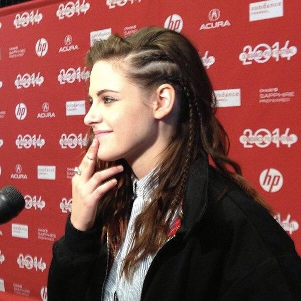 Kristen Stewart, Instagram