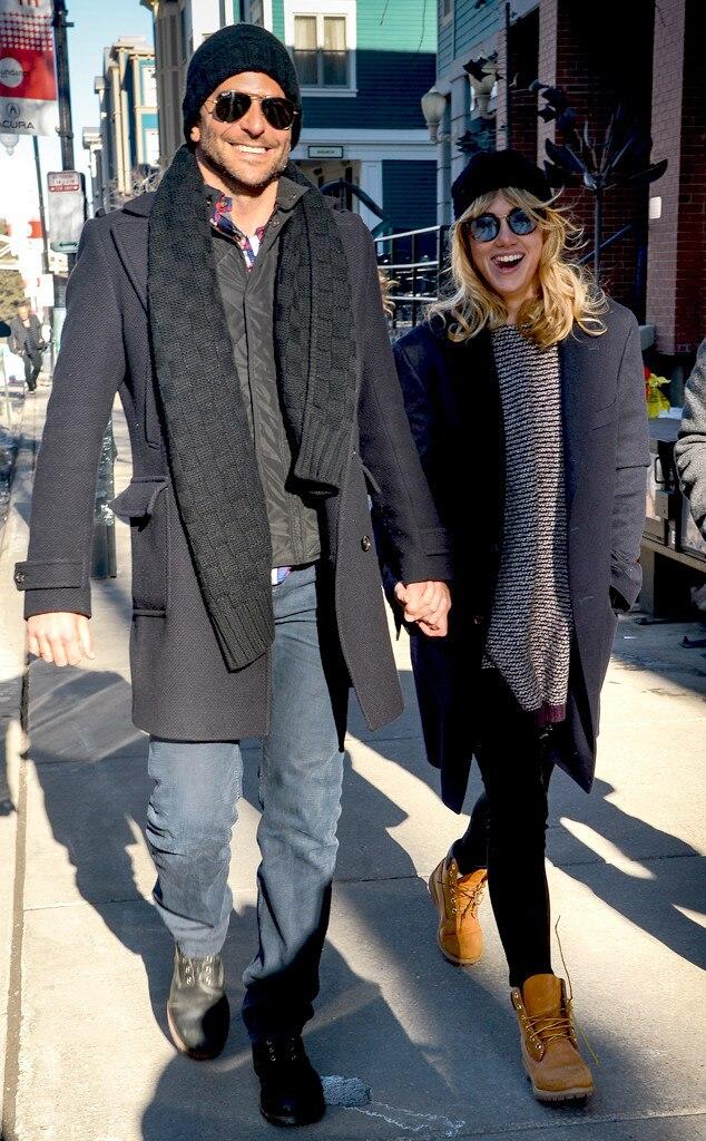 Bradley Cooper, Suki Waterhouse, Sundance 2014