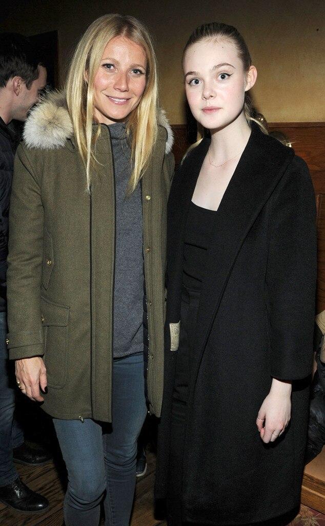 Gwyneth Paltrow, Elle Fanning