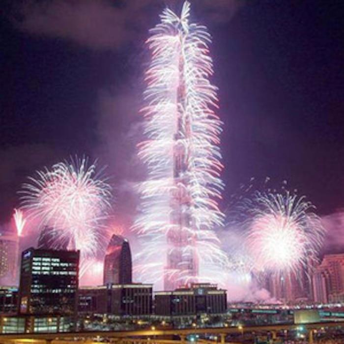 Dubai New Years Eve