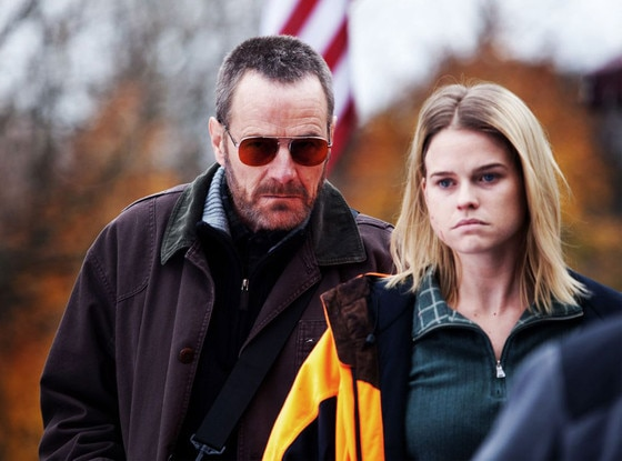 Alice Eve, Bryan Cranston, Cold Comes the Night